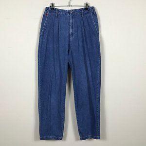 Vintage Bugle Boy for Her denim jeans high waisted